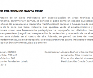 Liceo Sta Cruz