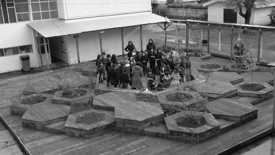 Transformar el patio, un desafío para la educación en el siglo XXI