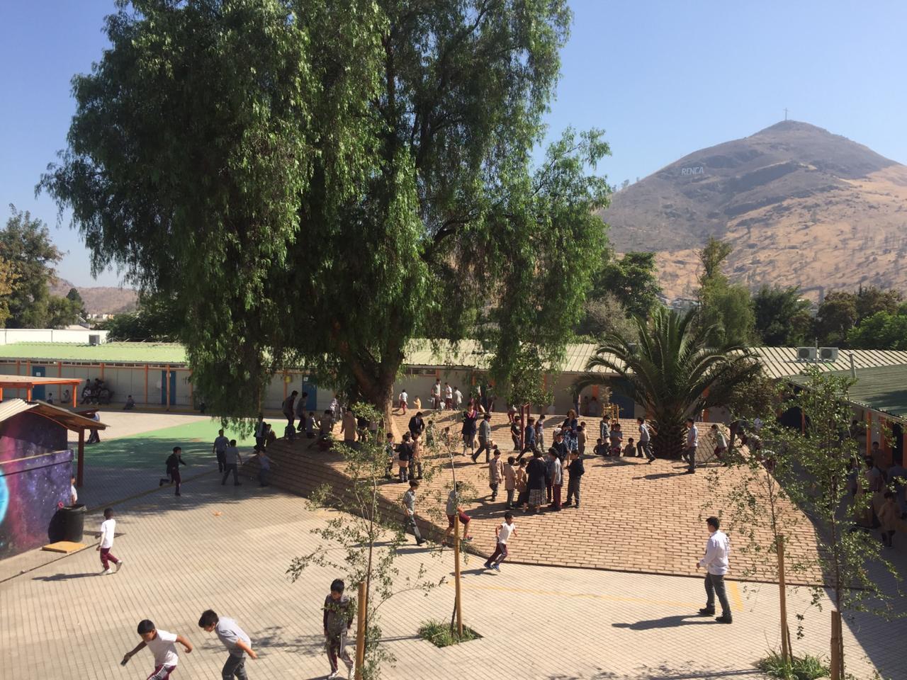 Escuela Domingo Santa María