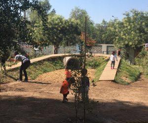 01 Jardín Infantil Cumbre Volcán Parinacota